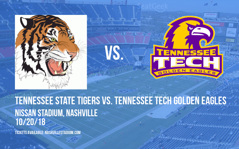 Tennessee State Tigers vs. Tennessee Tech Golden Eagles at Nissan Stadium