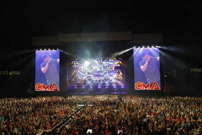 CMA Music Festival - Thursday at Nissan Stadium