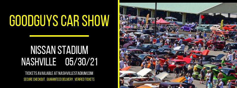 Goodguys Car Show at Nissan Stadium