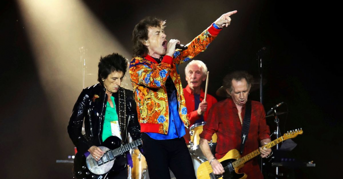 The Rolling Stones at Nissan Stadium