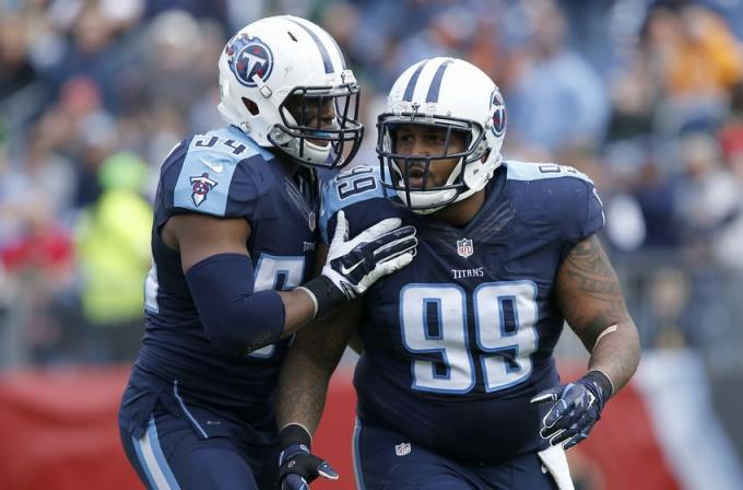 Tennessee Titans vs. New York Jets at Nissan Stadium