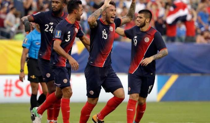 CONCACAF Gold Cup: Semifinals at Nissan Stadium