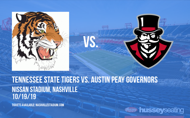 Tennessee State Tigers vs. Austin Peay Governors at Nissan Stadium