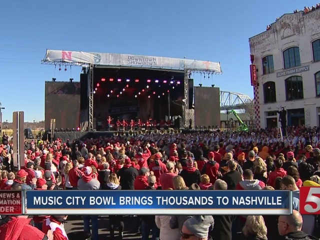 Music City Bowl at Nissan Stadium