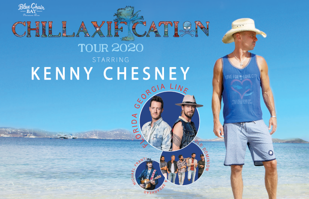 Kenny Chesney, Florida Georgia Line & Old Dominion at Nissan Stadium