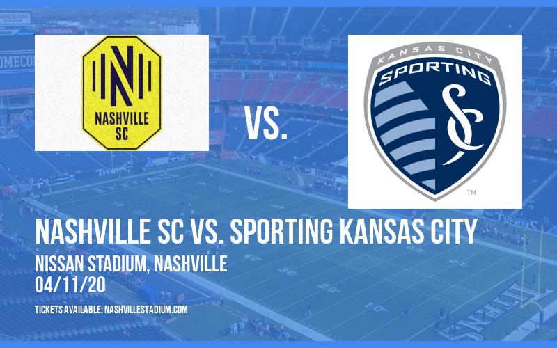 Nashville SC vs. Sporting Kansas City at Nissan Stadium