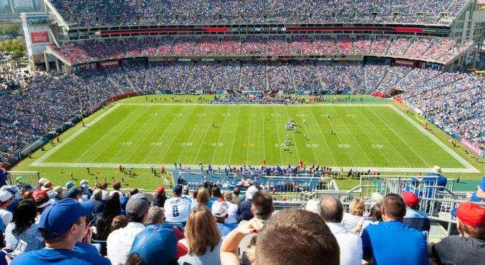 Tennessee Titans - Preseason Game 1 (Date: TBD) at Nissan Stadium