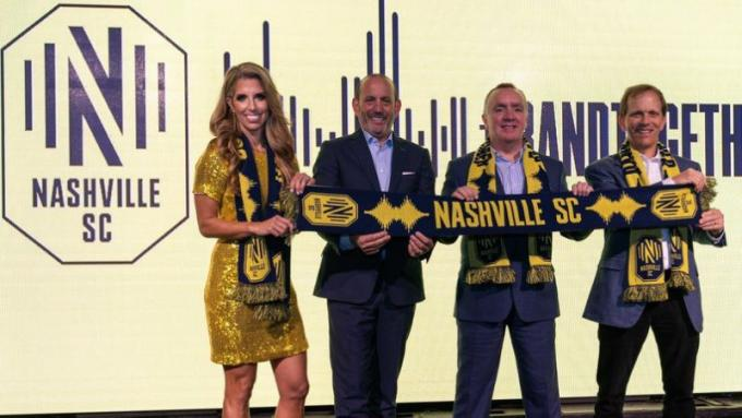 Nashville SC vs. Seattle Sounders FC [CANCELLED] at Nissan Stadium