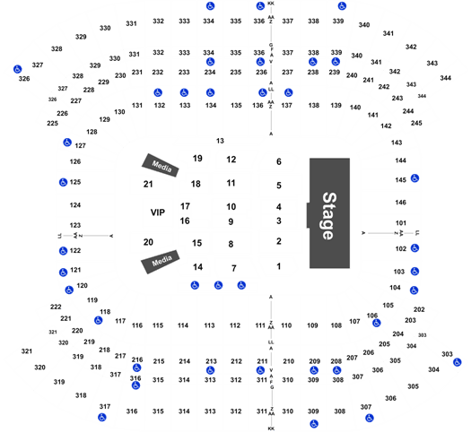 CMA Music Festival - 2 Day Pass (Saturday & Sunday) at Nissan Stadium