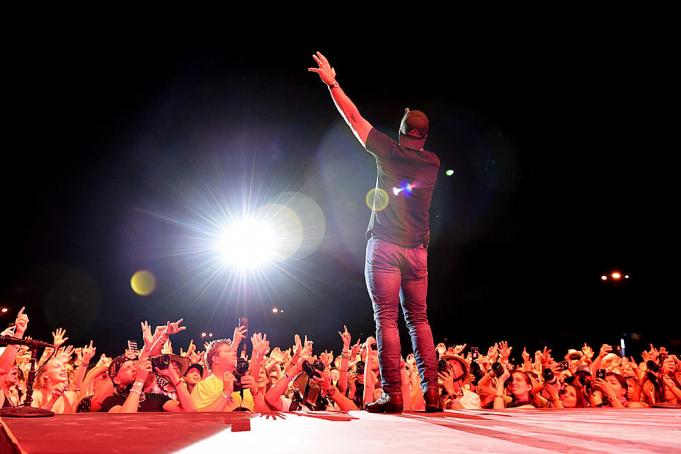 CMA Music Festival - 4 Day Pass at Nissan Stadium