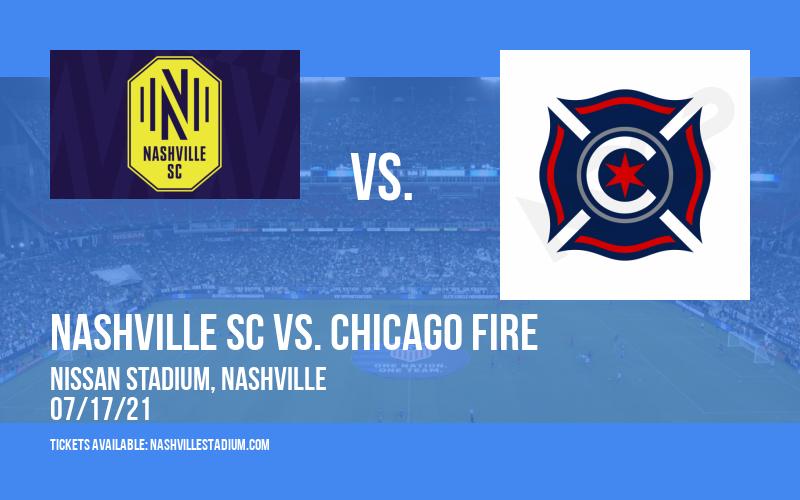 Nashville SC vs. Chicago Fire at Nissan Stadium